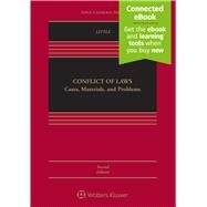 Conflict of Laws by Little, Laura E., 9781454874904