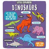 Dinosaurs by Little Bee Books; Sanders, Allan, 9781499804904