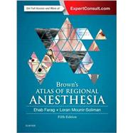 Atlas of Regional Anesthesia by Farag, Ehab, M.D., 9780323354905