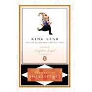King Lear (The Quarto and the Folio Texts) : The 1608 Quarto and the 1623 Folio Texts by Shakespeare, William; Braunmuller, A. R., 9780140714906