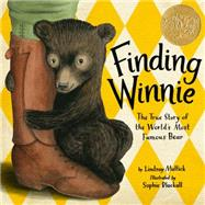 Finding Winnie by Mattick, Lindsay; Blackall, Sophie, 9780316324908