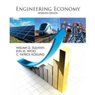 Engineering Economy by Sullivan, William G.; Wicks, Elin M.; Koelling, C. Patrick, 9780132554909