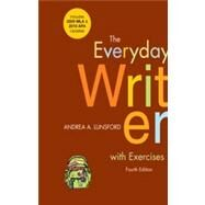 The Everyday Writer with Exercises with 2009 MLA and 2010 APA Updates by Lunsford, 9780312664909