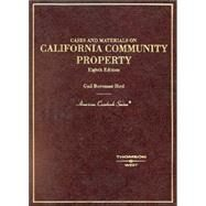 Cases and Materials on California Community Property by Bird, Gail Boreman, 9780314264909