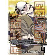 Golden Kamuy 4 by Noda, Satoru, 9781421594910