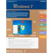 Windows 7 CourseNotes by Course Technology, 9780538744911