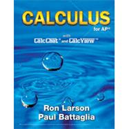 Calculus for Ap by Larson, Ron, 9781305674912