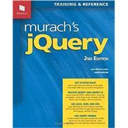 Murach's Jquery by Ruvalcaba, Zak; Boehm, Anne, 9781890774912