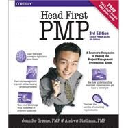 Head First Pmp by Greene, Jennifer; Stellman, Andrew, 9781449364915