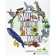 Small Footprint Big Impact by Jordan, Elizabeth, 9781465274915