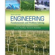 Engineering Fundamentals and Problem Solving by Eide, Arvid; Jenison, Roland; Northup, Larry; Mickelson, Steven, 9780073534916