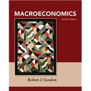 Macroeconomics by Gordon, Robert J, 9780138014919