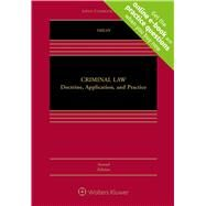 Criminal Law by Ohlin, Jens David, 9781454894919