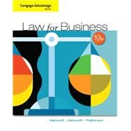 Cengage Advantage Books: Law for Business by Ashcroft,Ashcroft, 9781305654921