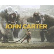 The Art of Disney John Carter by Kushins, Josh; Church, Ryan; Stanton, Andrew, 9781423154921