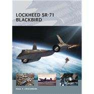 Lockheed Sr-71 Blackbird by Crickmore, Paul; Tooby, Adam, 9781472804921