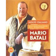 Molto Italiano by Batali, Mario, 9780060734923