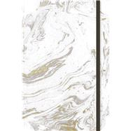 White Marble with Band, Journal by Unknown, 9781535914925