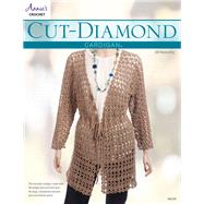 Cut-diamond Cardigan by Annie's, 9781590124925