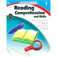 Reading Comprehension and Skills, Grade 1: Common Core State Standards Aligned by Carson-Dellosa Publishing, LLC, 9781483804927