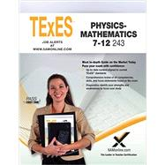 Texes Physics/Mathematics 7-12 243 by Wynne, Sharon A., 9781607874928