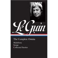 The Complete Orsinia by Le Guin, Ursula K.; Attebery, Brian, 9781598534931