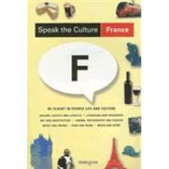 Speak the Culture France by Whittaker, Andrew, 9781854184931