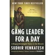 Gang Leader for a Day : A Rogue Sociologist Takes to the Streets by Venkatesh, Sudhir, 9780143114932