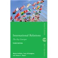 International Relations: The Key Concepts 9780415844932N