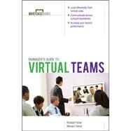 Manager's Guide to Virtual Teams by Fisher, Kimball; Fisher, Mareen, 9780071754934