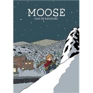 Moose by De Radigues, Max, 9781894994934