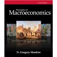 Bundle: Principles of Macroeconomics, 7th + Aplia Printed Access Card by Mankiw, 9781305134935