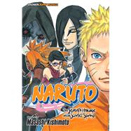 Naruto: The Seventh Hokage and the Scarlet Spring by Kishimoto, Masashi, 9781421584935