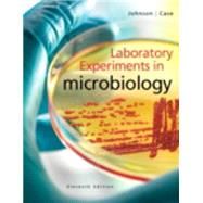 Laboratory Experiments in Microbiology by Johnson, Ted R.; Case, Christine L., 9780321994936