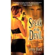 Speak of the Devil by Black, Jenna, 9780440244936