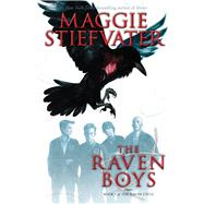 The Raven Boys (The Raven Cycle, Book 1) by Stiefvater, Maggie, 9780545424936