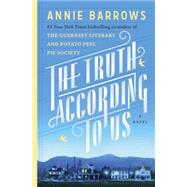 The Truth According to Us by Barrows, Annie, 9780804194938