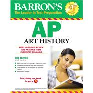 Barron's AP Art History by Nici, John B., 9781438004938