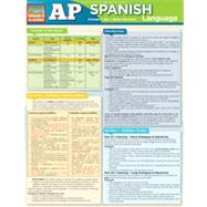 AP Spanish Study Guide by Parthena Draggett, 9781423214939