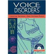 Voice Disorders (Book with DVD) by Sapienza, Christine, 9781597564939