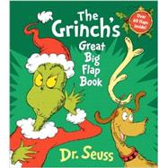 The Grinch's Great Big Flap Book by Seuss, Dr., 9780385384940