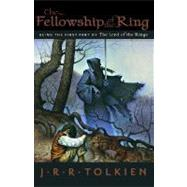 The Fellowship Of The Ring by Tolkien, J. R. R., 9780618574940