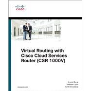 Virtual Routing in the Cloud by Durai, Arvind; Lynn, Stephen; Srivastava, Amit, 9781587144943