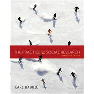 The Practice of Social Research by Babbie, Earl R., 9781305104945