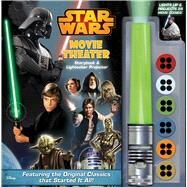 Star Wars Movie Theater Storybook & Lightsaber Projector by Harper, Benjamin (ADP), 9780794434946