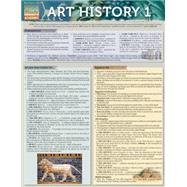 Art History 1 Study Guide by Howard T. Katz, Mfa, 9781423214946