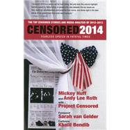 Censored 2014 by HUFF, MICKEYROTH, ANDY LEE, 9781609804947