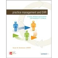 Practice Management and EHR: A Total Patient Encounter for Medisoft Clinical by Sanderson, Susan, 9780073374949