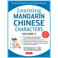 Learning Mandarin Chinese Characters by Ren, Yi, 9780804844949
