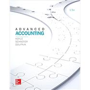 LooseLeaf for Advanced Accounting by Hoyle, Joe Ben; Schaefer, Thomas; Doupnik, Timothy, 9781259444951